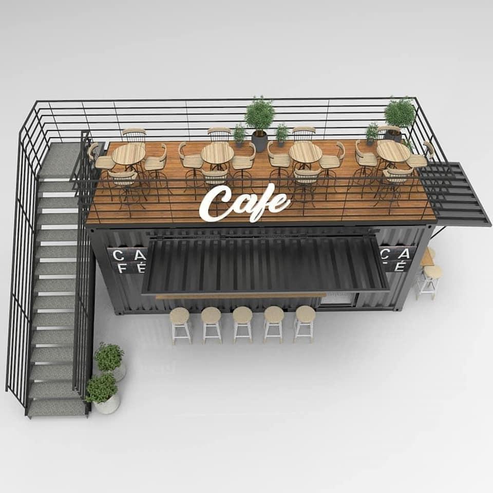 12+ PHONG CÁCH QUÁN CAFE THÔNG DỤNG