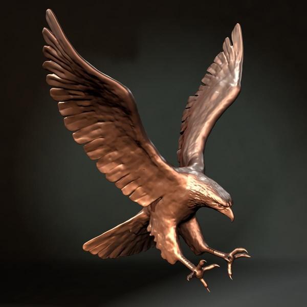 tượng đại bàng