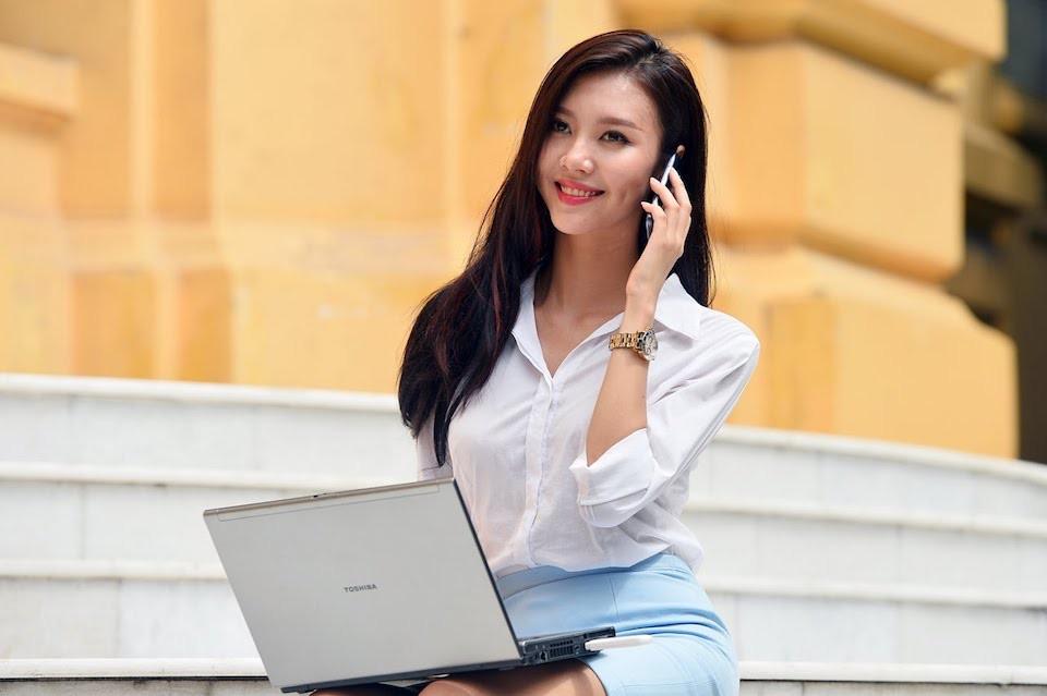 tuyển dụng nhân viên trực điện thoại lương cao